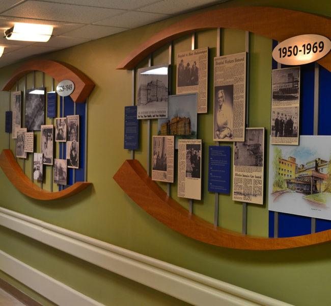 Memorial Healthcare Timeline