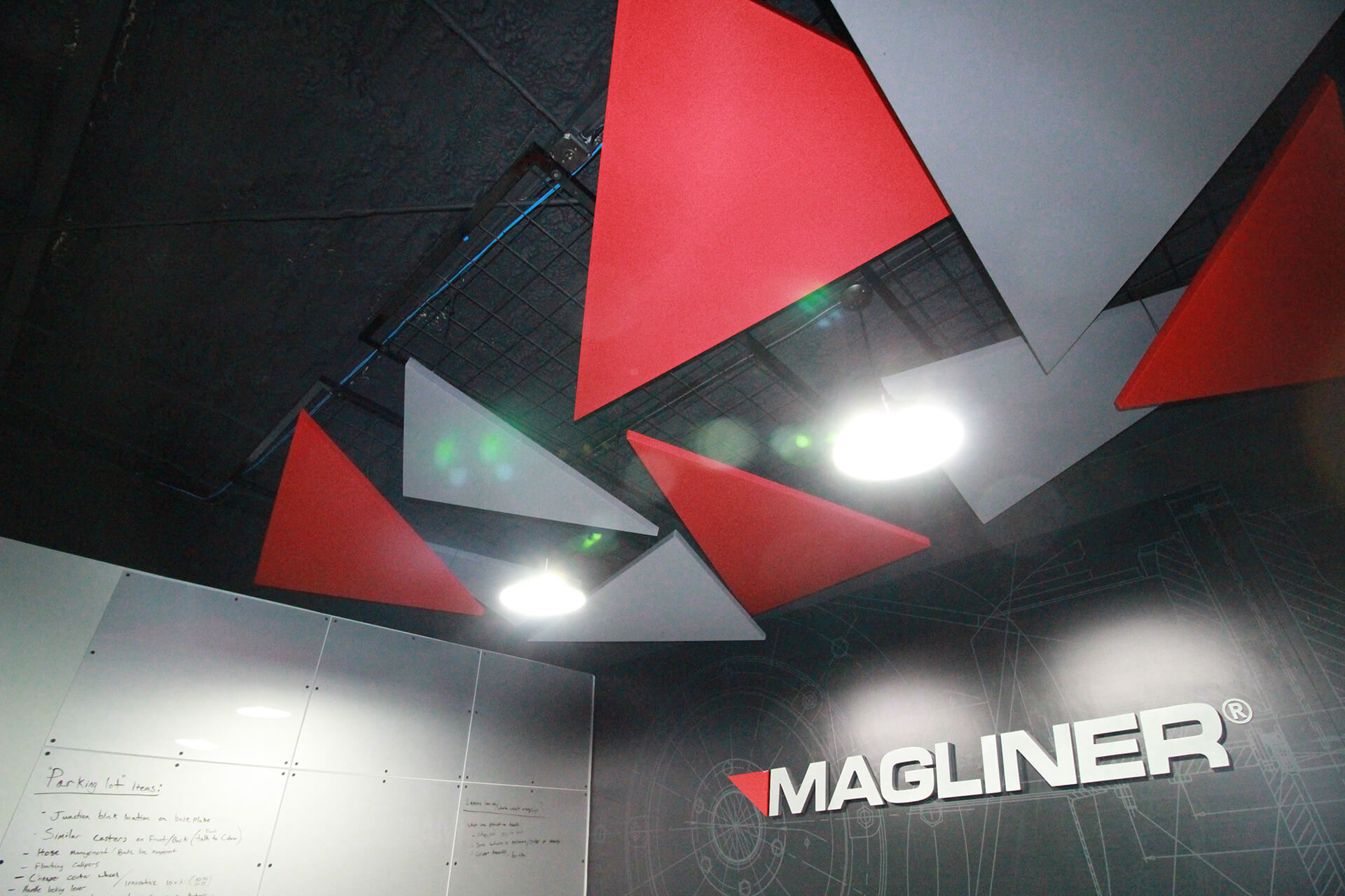 Magline Ceiling Hangings