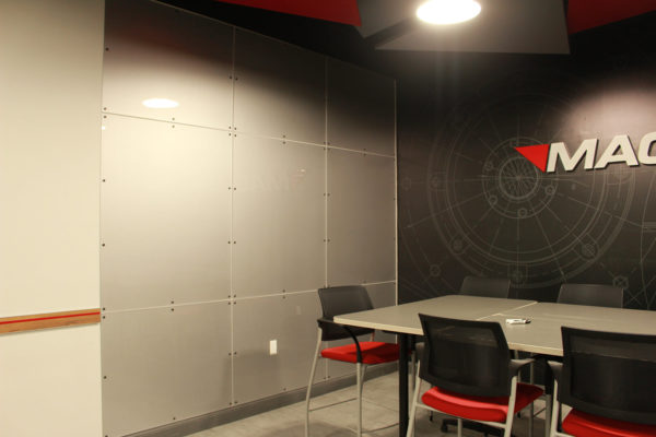 Magline Dry Erase Wall