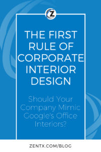 First Rule of Corporate Design Post Promo