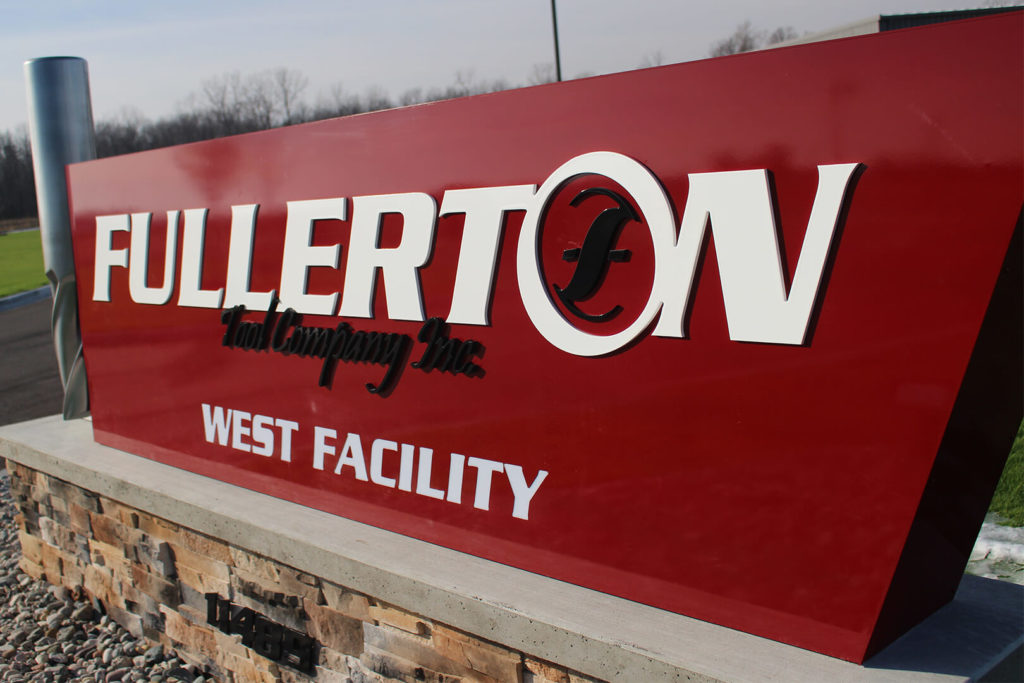 Fullerton Sign