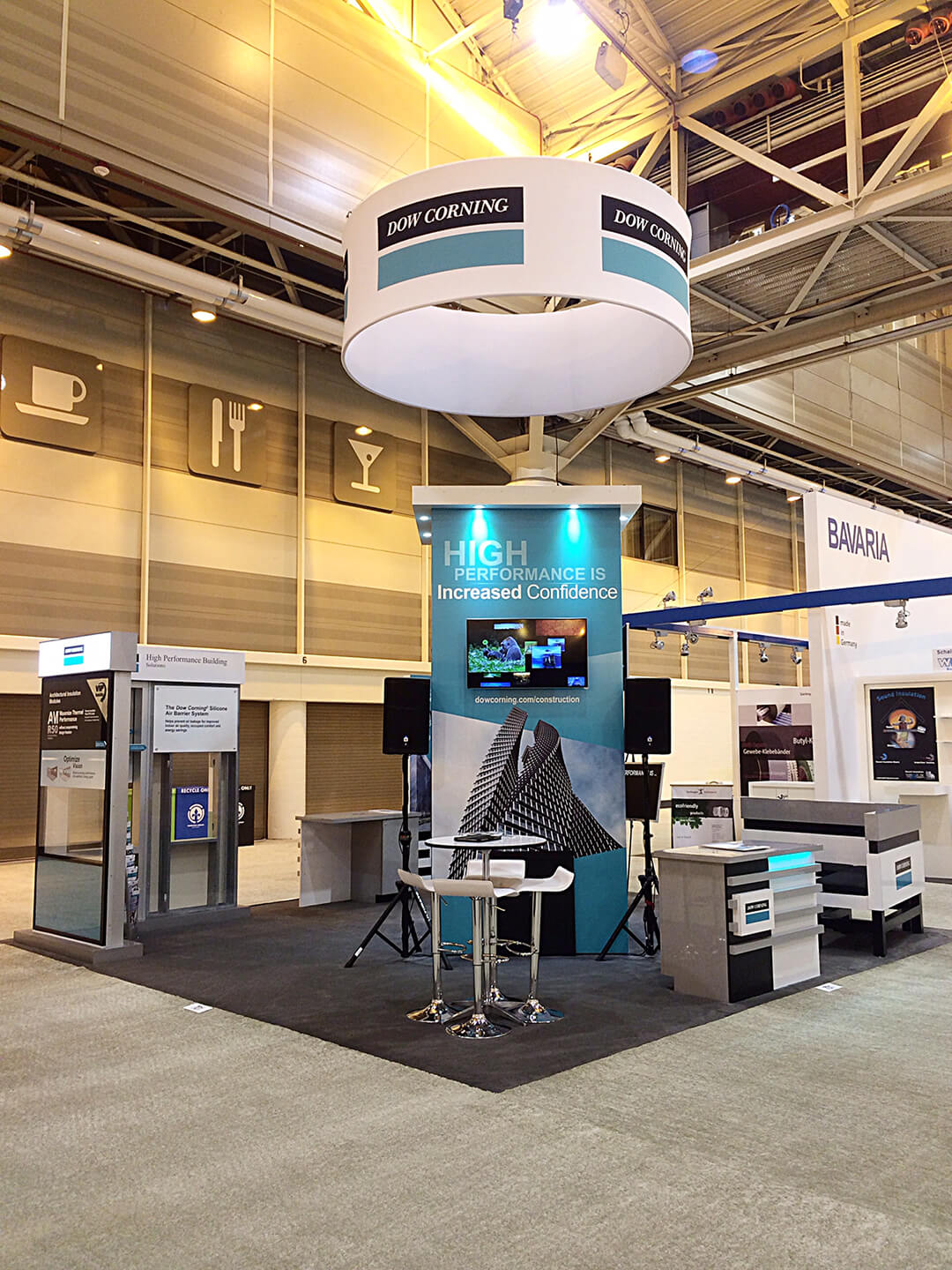 Dow Corning Performance Booth 02