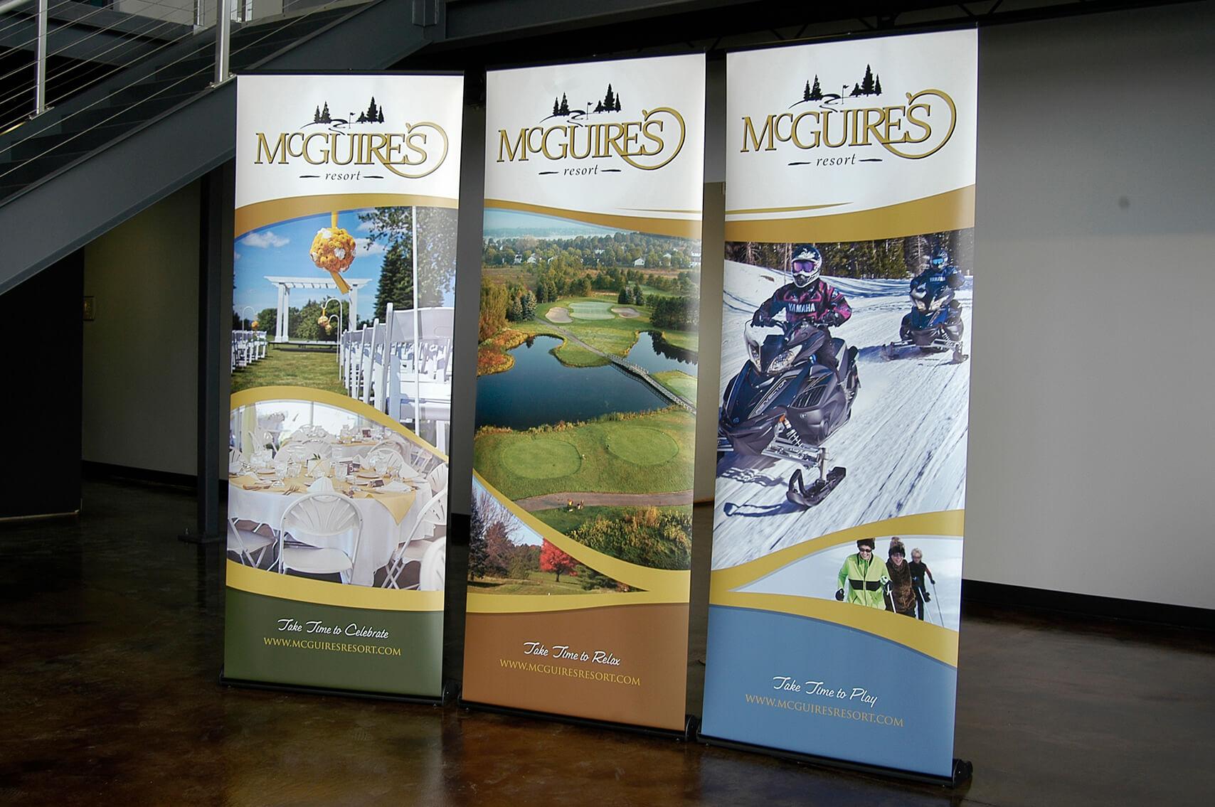 McGuire's Bannerstands