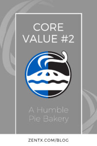Humility Core Value