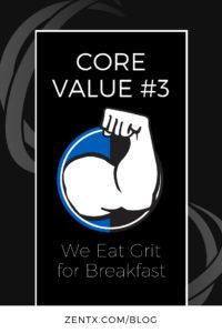 Grit Core Value