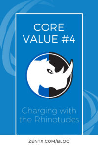 Rhinotude Core Value