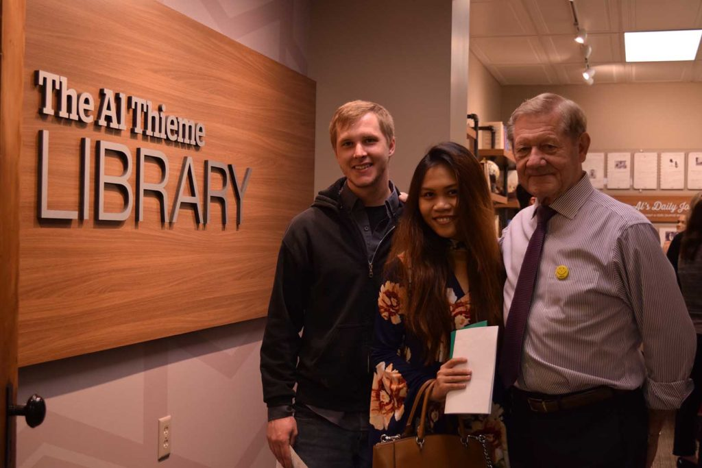 Amigo Library Opening