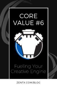 Creative Engine Core Value
