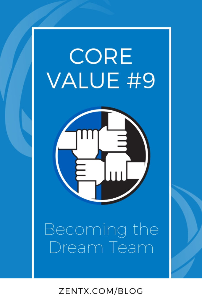The Team Core Value