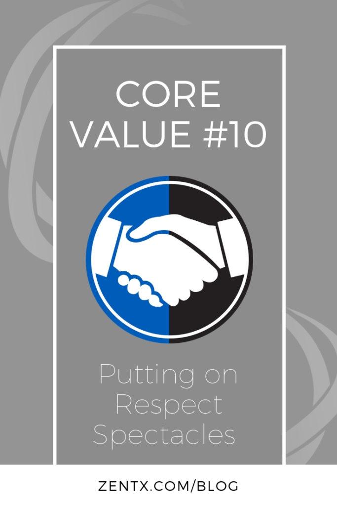 Respect Core Value
