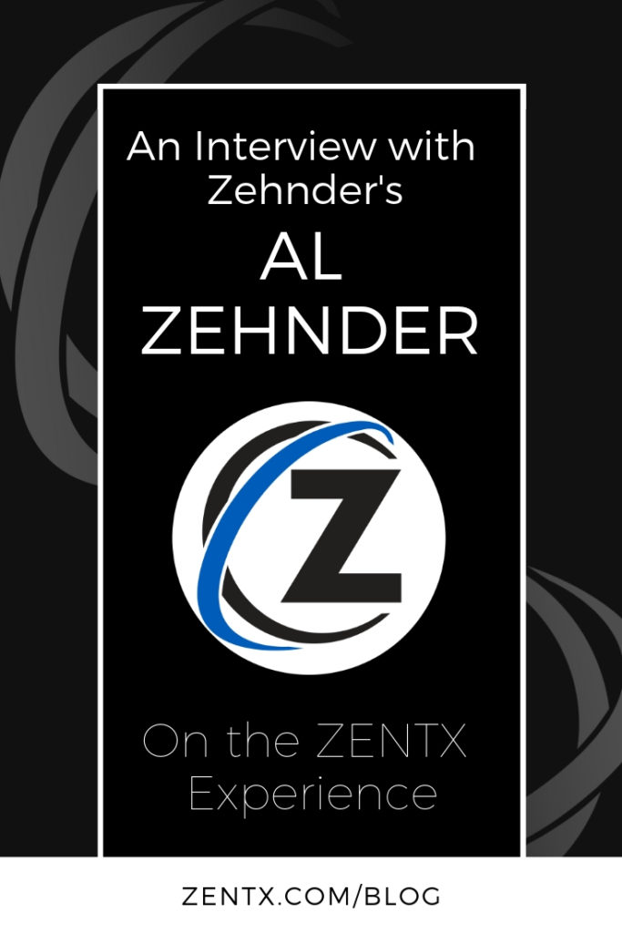 Al Zehnder Interview Promo