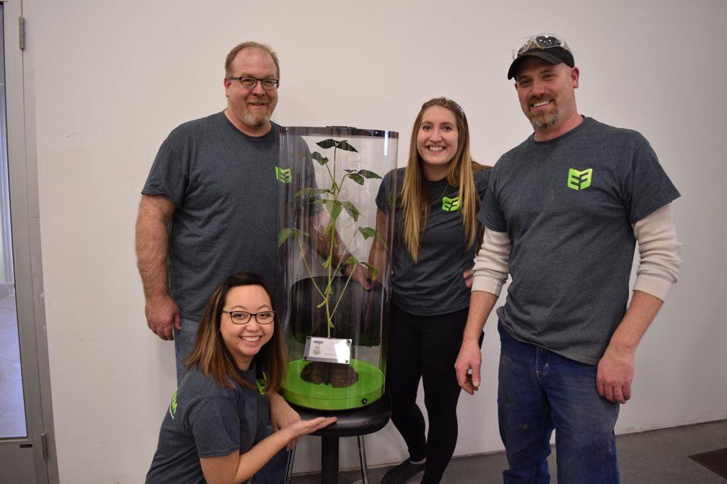 The Exhibit Farm Plant Team