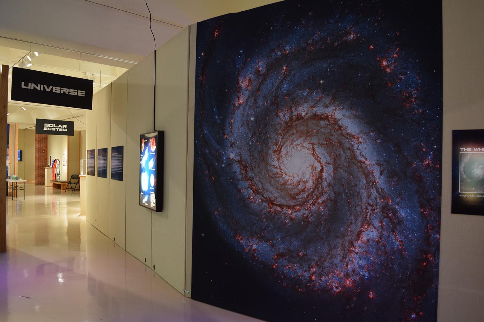 MCFTA Space Exhibit