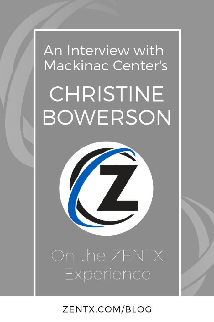 Christine Bowerson Interview Promo